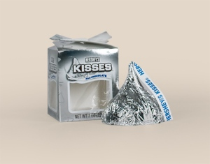 Giant Hershey's Kiss