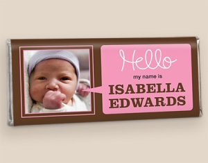 Custom Baby Announcements