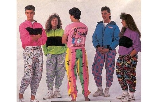 Yes 80's fashions were that bad. Photo Courtesy of: complex.com
