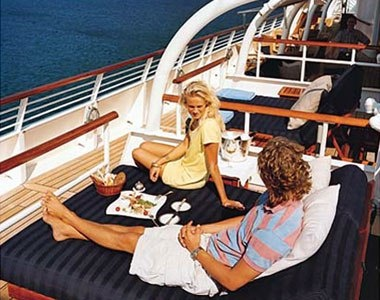 You can both enjoy a cruise. Photo Courtesy of: Pinterest.