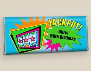 Casino Jackpot: WrappedHersheys.com