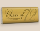 Class Reunions: A Chocolate Favor For Each Decade