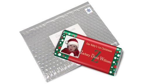 Festive Bubble Envelope
