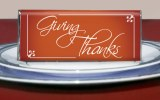 Thanksgiving… a Little Food forThought