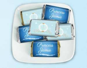 Personalized Cinderella Party Favors