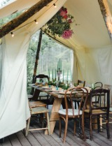 Have No Fear, Your Glamping Wedding Is Here!