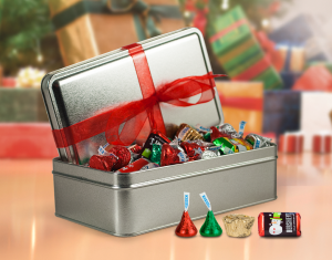 HERSHEY'S Chocolate Holiday Gifts